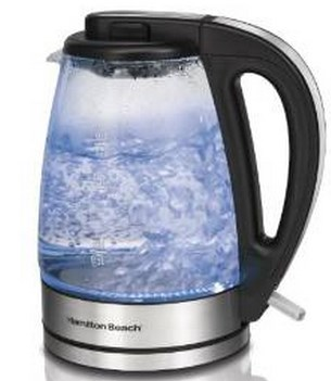 5 Great Looking Glass Electric Glass Kettles You Can T Put