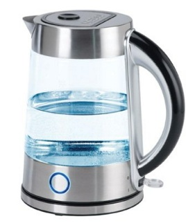 Glass electric kettle reviews