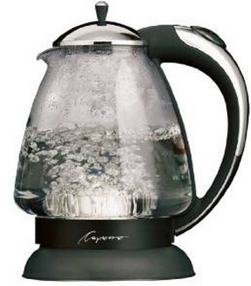 Capresso Glass Kettle