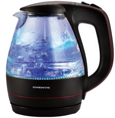 Ovente Glass Kettle