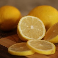 Fresh Lemons Picture